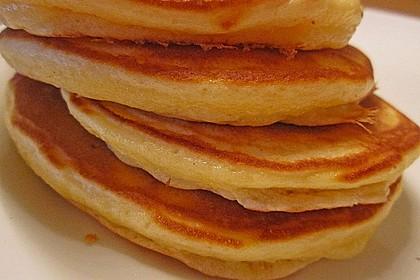 Amerikanische Pancakes 168