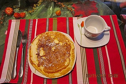 Amerikanische Pancakes 209