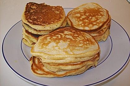 Amerikanische Pancakes 174