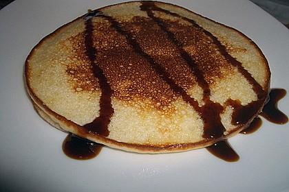 Amerikanische Pancakes 196