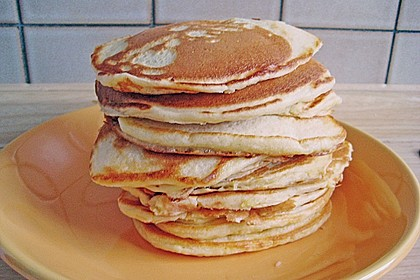 Amerikanische Pancakes 85