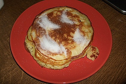 Amerikanische Pancakes 120