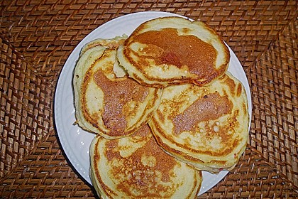 Amerikanische Pancakes 163