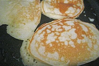 Amerikanische Pancakes 288