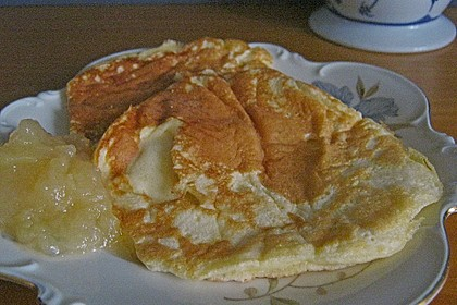 Amerikanische Pancakes 280