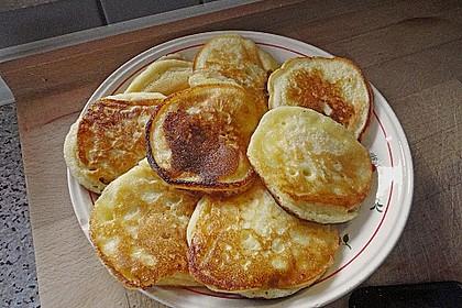Amerikanische Pancakes 121