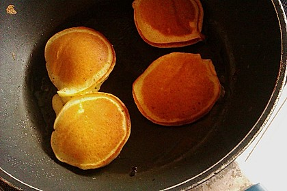 Amerikanische Pancakes 284