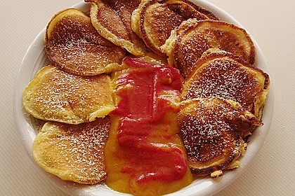 Amerikanische Pancakes 78