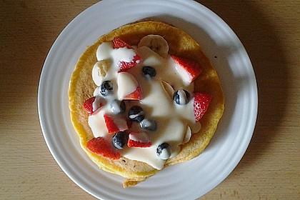 Amerikanische Pancakes 88