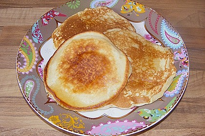 Amerikanische Pancakes 208