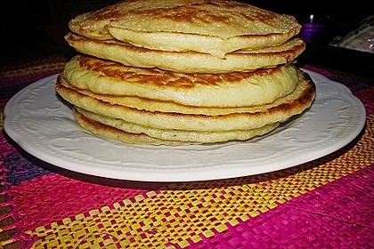 Amerikanische Pancakes 116