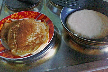 Amerikanische Pancakes 279