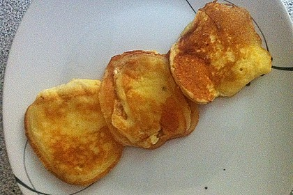 Amerikanische Pancakes 266