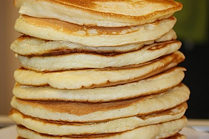 Amerikanische Pancakes 46