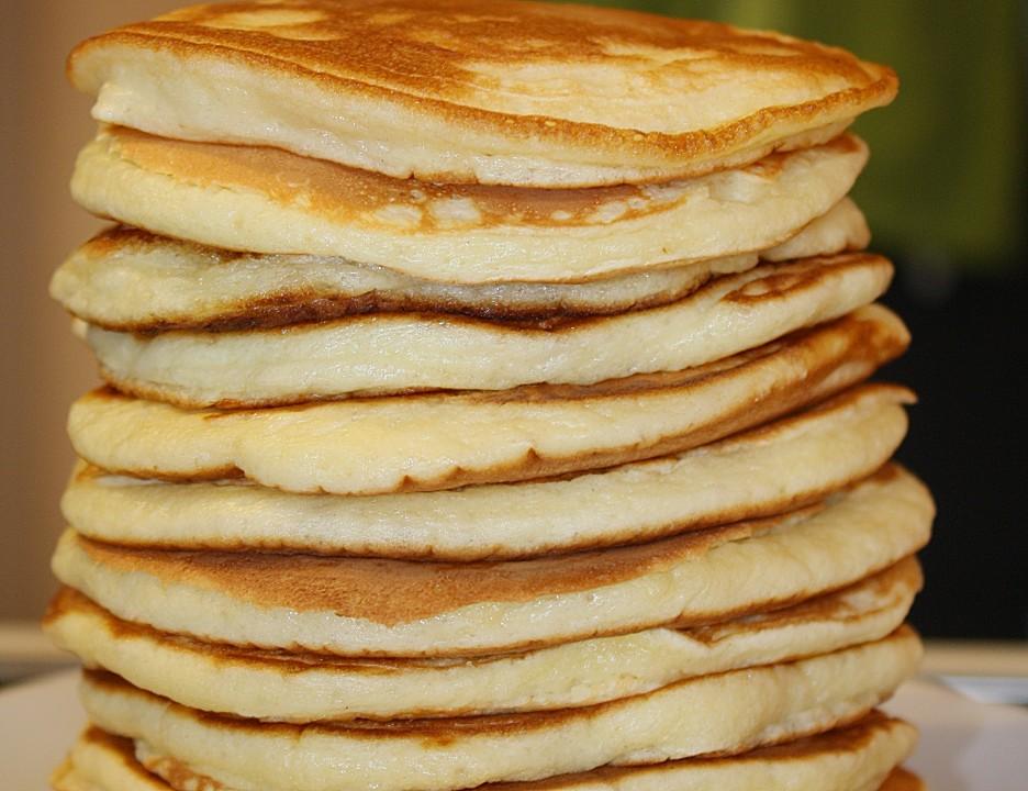 amerikanische pancakes rezept mit bild von jennue. Black Bedroom Furniture Sets. Home Design Ideas