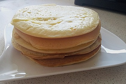 Amerikanische Pancakes 235