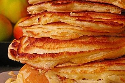 Amerikanische Pancakes 58
