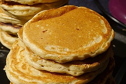 Amerikanische Pancakes 63