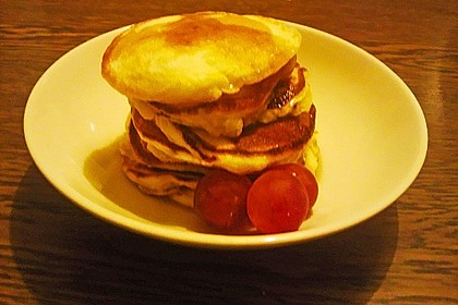 Amerikanische Pancakes 281