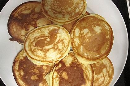 Amerikanische Pancakes 199