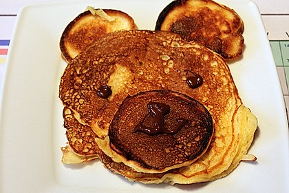 Amerikanische Pancakes 50