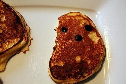 Amerikanische Pancakes 236