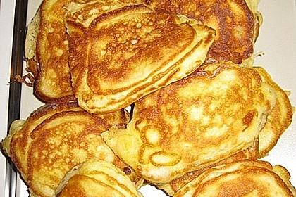 Amerikanische Pancakes 203
