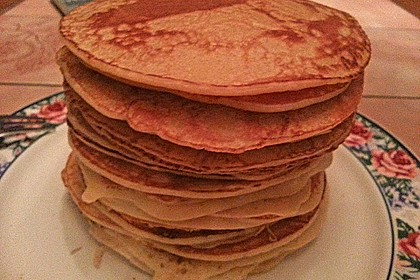 Amerikanische Pancakes 255