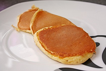 Amerikanische Pancakes 100