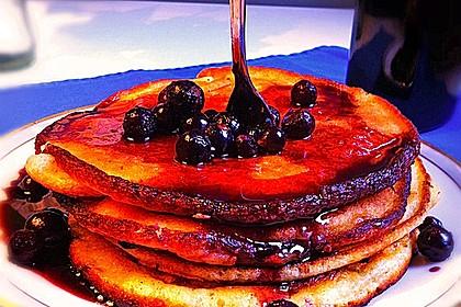 Amerikanische Pancakes 93