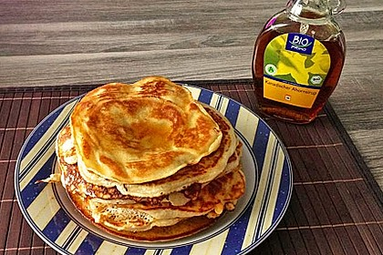 Amerikanische Pancakes 94