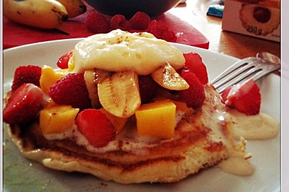 Amerikanische Pancakes 193