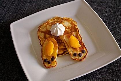 Amerikanische Pancakes 15