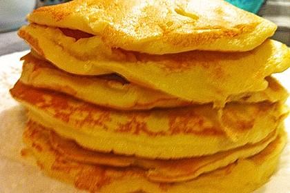 Amerikanische Pancakes 268
