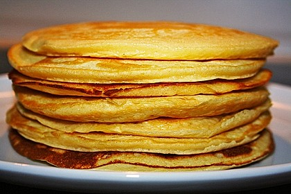 Amerikanische Pancakes 64