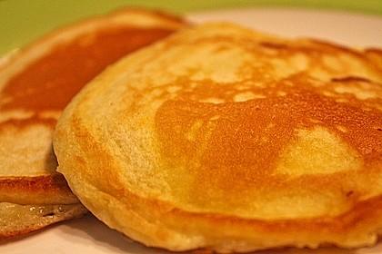 Amerikanische Pancakes 256