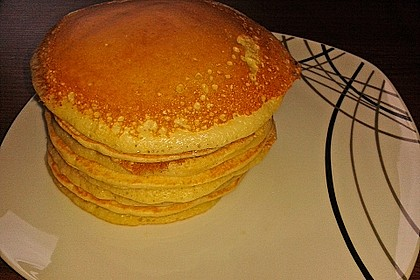 Amerikanische Pancakes 175