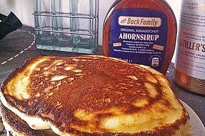 Amerikanische Pancakes 197