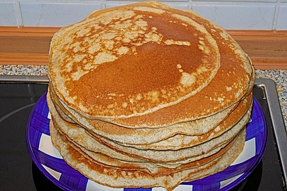 Amerikanische Pancakes 99