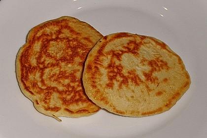 Amerikanische Pancakes 123