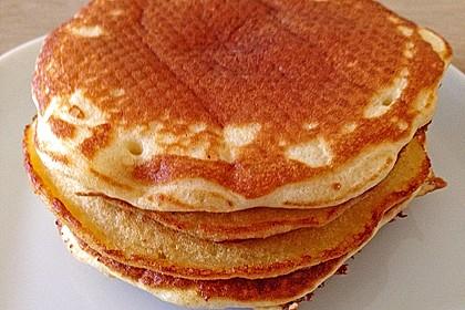 Amerikanische Pancakes 222