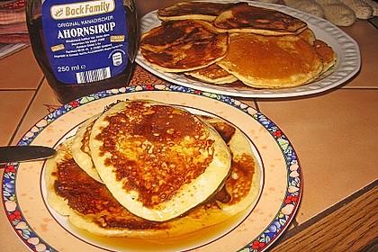 Amerikanische Pancakes 147