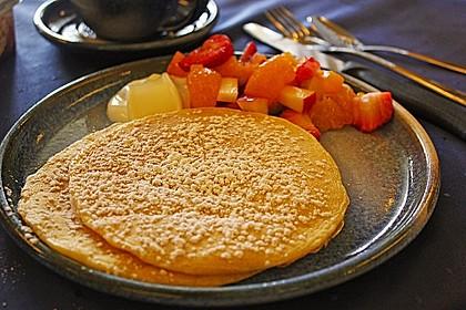 Amerikanische Pancakes 115