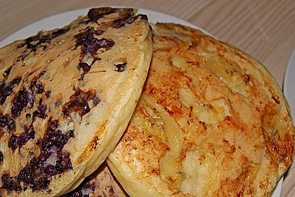 Amerikanische Pancakes 55