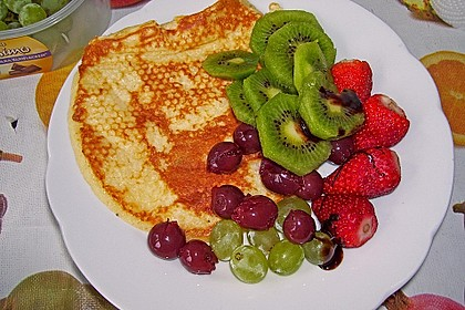 Amerikanische Pancakes 110