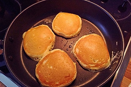 Amerikanische Pancakes 96