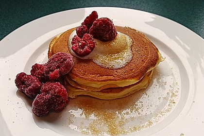Amerikanische Pancakes 19