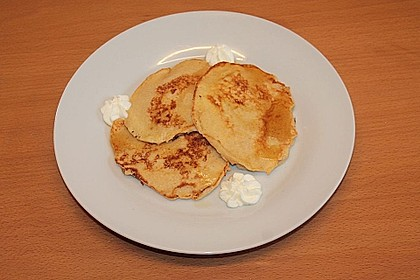 Amerikanische Pancakes 145