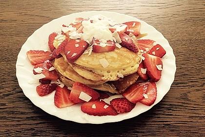 Amerikanische Pancakes 74