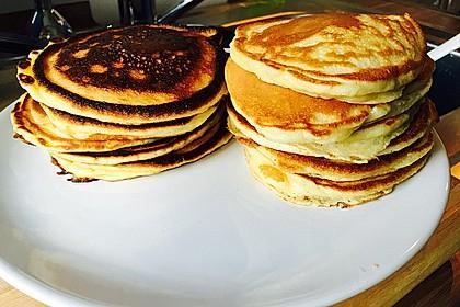 Amerikanische Pancakes 157